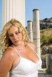 Roman Goddess Royalty Free Stock Photo