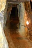Roman gold mines in Rosia Montana, Apuseni Mountains, Transylvania. Rosia Montana is a commune of Alba County in the Apuseni Mountains of western Transylvania Stock Photos