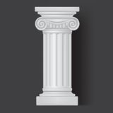 Roman (greek)  column Stock Photos