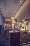 The Roman and Greek sculpture at the Metropolitan Museum of Art Royalty Free Stock Images