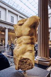The Roman and Greek sculpture at the Metropolitan Museum of Art Stock Photo