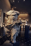 The Roman and Greek sculpture at the Metropolitan Museum of Art Stock Image