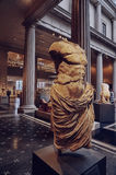 The Roman and Greek sculpture at the Metropolitan Museum of Art Royalty Free Stock Photo