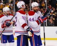 Roman Hamrlik Montreal Canadiens Fotos de Stock Royalty Free