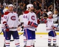 Roman Hamrlik Montreal Canadiens Imagem de Stock Royalty Free