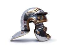 Roman Helmet antiguo Fotografía de archivo libre de regalías