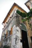 Roman House in Bakar Lizenzfreies Stockfoto