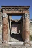 Roman house Royalty Free Stock Image