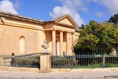 Roman house, Rabat,Malta. Roman house in town Rabat on island Malta Royalty Free Stock Images