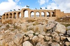 Roman hyppodrome Stock Image