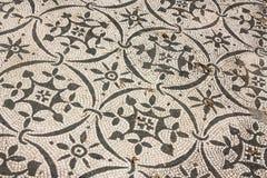 roman italy mosaik royaltyfria foton