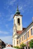 roman katolsk kyrka Arkivbilder