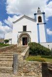 roman katolsk kyrka Arkivfoto