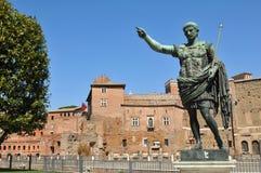 roman kejsare royaltyfri bild
