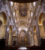 Roman Kerk Royalty-vrije Stock Foto