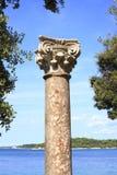 Roman kolom Stock Afbeeldingen