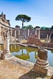 Roman kolommen royalty-vrije stock fotografie