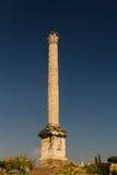 roman kolonn royaltyfri foto