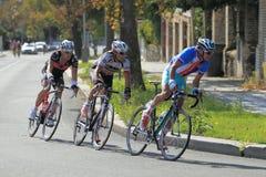 Roman Kreuziger in Bohemia tour 2012 cycling race Stock Photos