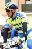 Roman Kreuziger Team Tinkoff - Saxo Royalty Free Stock Photo