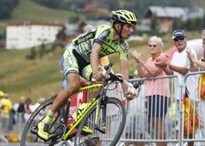 Roman Kreuziger  Tour de France 2015 Stock Photo