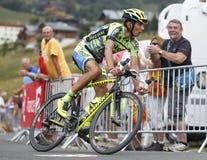 Roman Kreuziger  Tour de France 2015 Royalty Free Stock Photography