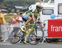 Roman Kreuziger  Tour de France 2015 Stock Images