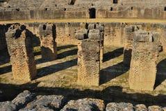 Roman kuil Royalty-vrije Stock Afbeeldingen