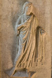 Roman lady, Aquileia, Italy Stock Images