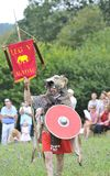Roman Legion. Royalty Free Stock Photography