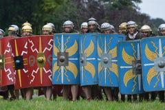 roman legion Arkivfoton
