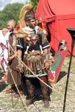 Roman legionairs royalty-vrije stock afbeelding