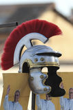 Roman legionary helmet replica Royalty Free Stock Photography