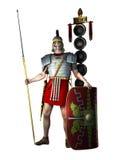 Roman Legionary Royalty Free Stock Photography
