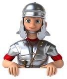 Roman legionary soldier Stock Photos