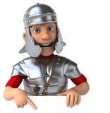 Roman legionary soldier Royalty Free Stock Image