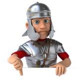 Roman legionary soldier Royalty Free Stock Photography