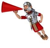 Roman legionary soldier Stock Photography