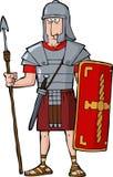 Roman legionary royalty free illustration