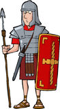 Roman legionary Stock Images
