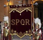 Roman Legionnaire Stock Images