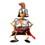 Roman legionnaire clipart Royalty Free Stock Images