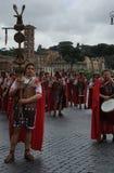 Roman Legions, Roma, Itália imagens de stock royalty free