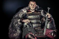 Roman man Royalty Free Stock Photo