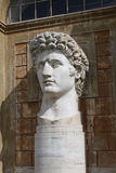 Roman marble sculpture Royalty Free Stock Image