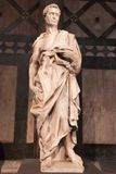 Roman Marble Statue Man Royalty Free Stock Photography