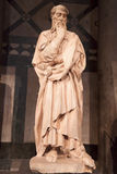 Roman Marble Statue Man Royalty Free Stock Photo