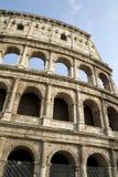 Roman Mening van het Oosten Coliseum stock afbeeldingen