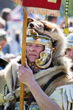 Roman military leader Royalty Free Stock Photography