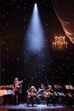 Roman Miroshnichenko at Ball Crystal Turandot Stock Photography